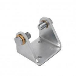 BC - Contracharnela para cilindro redondo RNDC Ø40