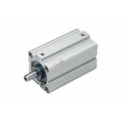 Cilindro carrera corta SSCY Ø25 x 5 mm magnético