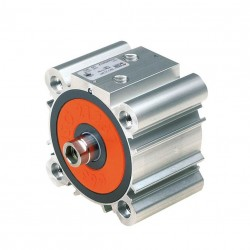 Cilindro LINER ISO 21287 Ø80 x 20 mm vástago hembra