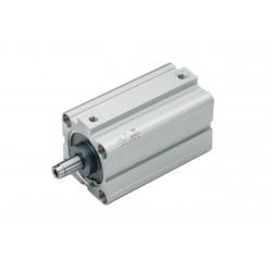 Cilindro carrera corta SSCY Ø80 x 100 mm magnético