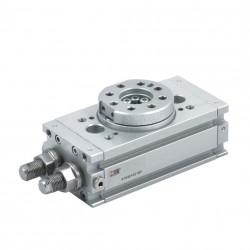 R3 - Actuador rotativo Ø22 - 180º con brida
