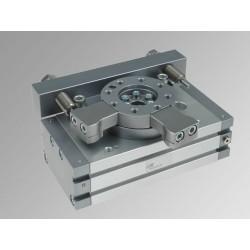 R3 - Actuador rotativo Ø22 - 90º con brida