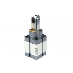 Cilindro STOPPER Ø32 x 20 mm vástago con rodillo ISO