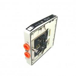 HDM L6 MONOESTABLE 2X 3/2 NC/N