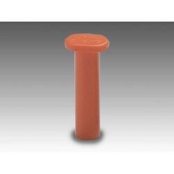 RL9 Ø4 - Tapón para tubo en latón