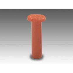 RL9 Ø10 - Tapón para tubo en latón