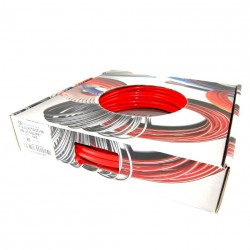 Tubo PU98 Ø9x12 caja 25 metros rojo