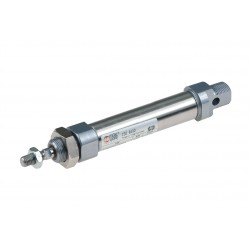 Cilindro ISO 6432 Ø16 x 50 mm magnético amortiguado